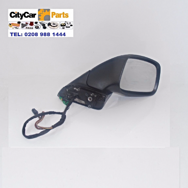 CITROEN C8 & PEUGEOT 807 2002-2008 DRIVER SIDE POWER AND ELECTRIC DOOR MIRROR